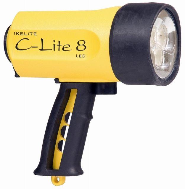 LED C-LITE8 svítil.včetně 8C alk.baterie IKELITE