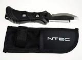 Zobrazit detail - Nůž NTEC malý látkové pouzdro