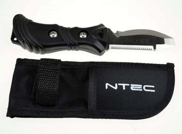 Nůž NTEC malý látkové pouzdro