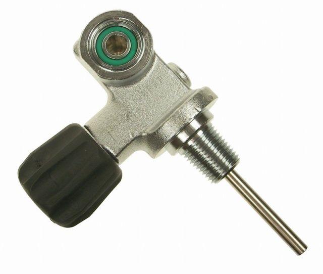 Ventil jednoduchý W19,8 kyslíkově čistý mdc