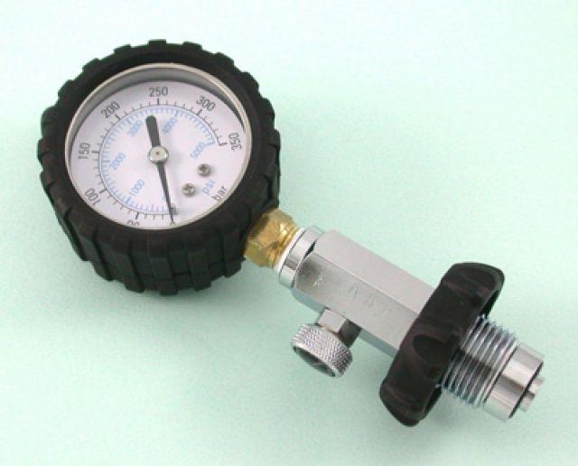 Zkušební tlakoměr 200-350bar NTEC