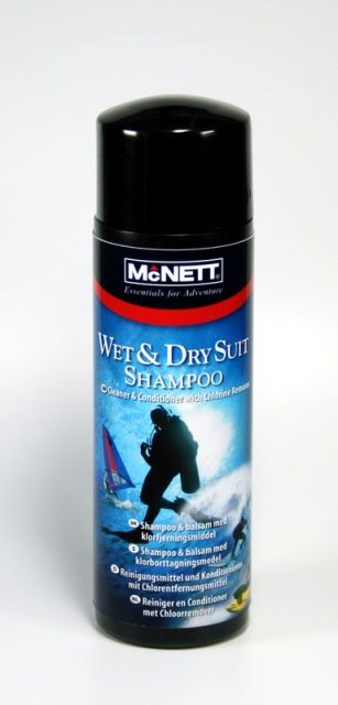 WET/DRY SUIT shampon McNett