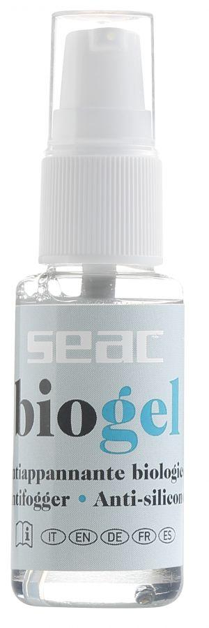 Antifog BIO účinný prostředek proti zamlžování skla masky. SEAC SUB