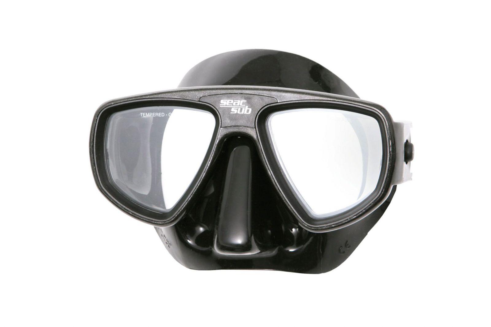 EXTREME silikonová maska s malým objemem vzduchu SEAC SUB