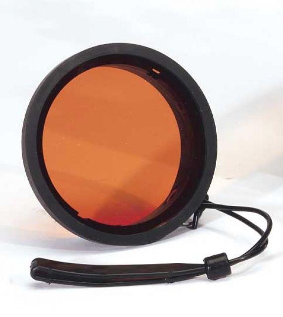 Filtr korekční červený krátky 5,5cm IKELITE
