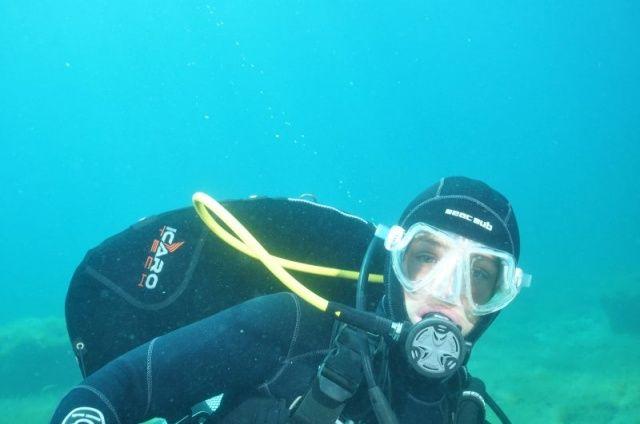Okénko do potápění