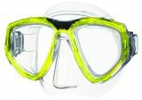 ONE maska silikonová - tr.žlutá SEAC SUB