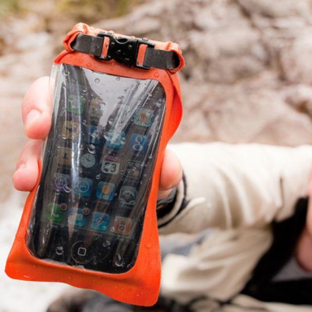 Outdoorové pouzdro pro telefon, iPod AQUAPAC