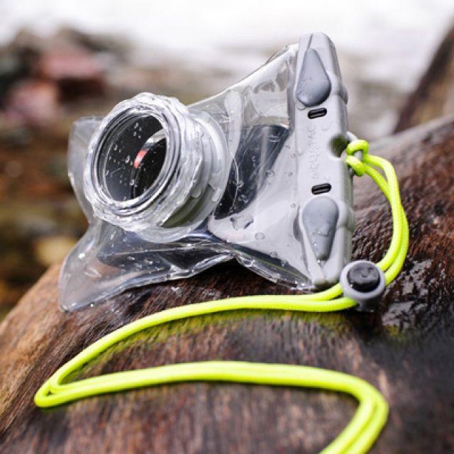 Vodotěsné pouzdro s čočkou pro fotoapará AQUAPAC