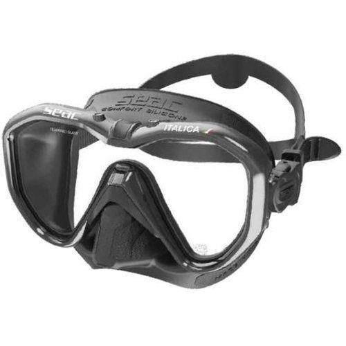 ITALICA maska silikonová, jednozorníková SEAC SUB