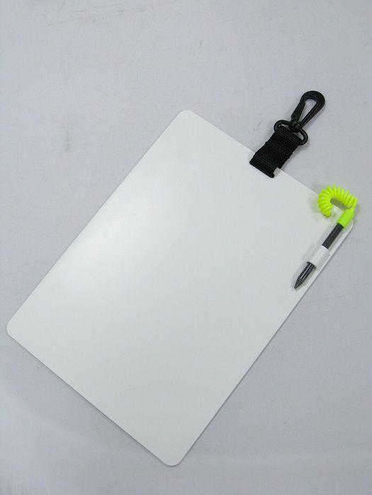 Tabulka na psaní s tužkou velikost 20,2 x 27,8 cm NTEC