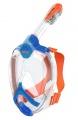 UNICA celoobličejová maska na šnorchlování pro dospělé i děti - SEAC SUB