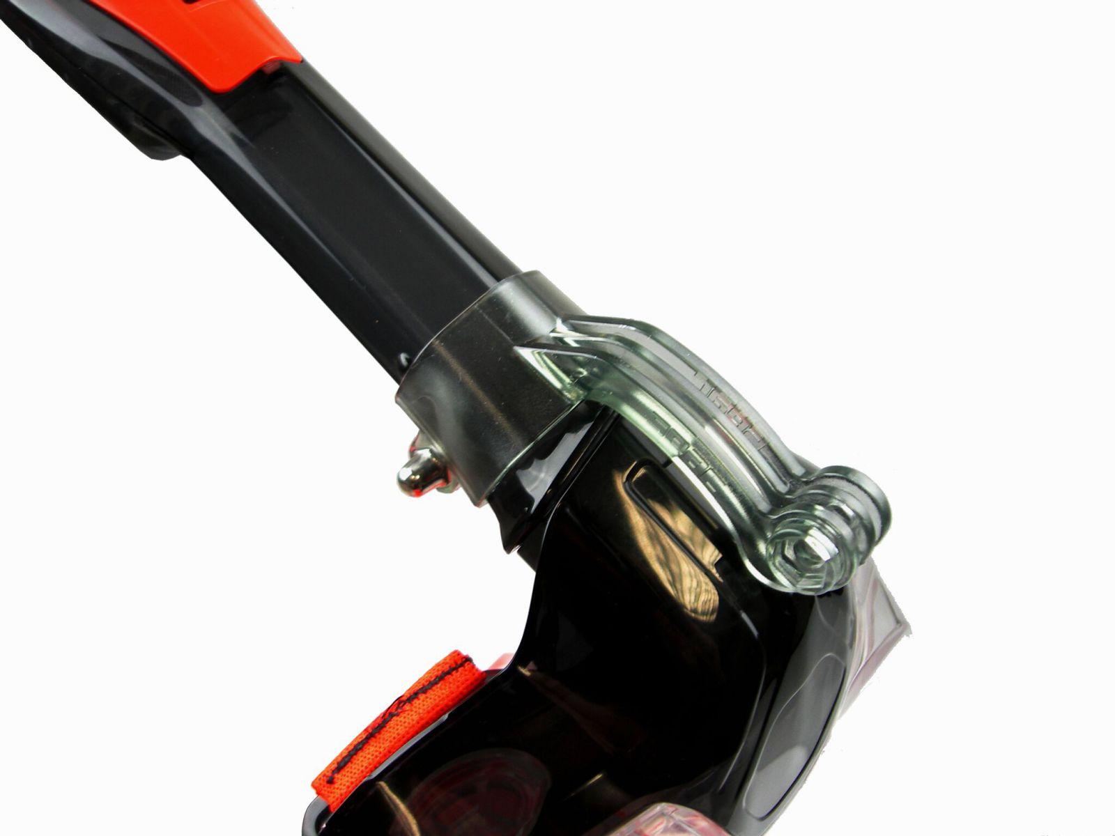 Praktický držák na celoobličejovou masku UNICA pro GoPro kameru - GoPro3 SEAC SUB